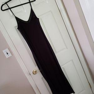 Forever 21 Bodycon Stretch Maxi Dress